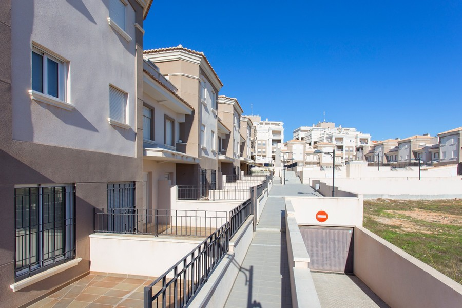 N3626: Penthouse for sale in Santa Pola