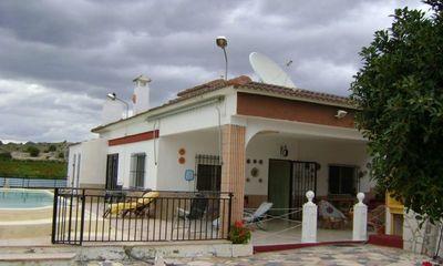 BCM6428: Country House in Hondon de Las Nieves