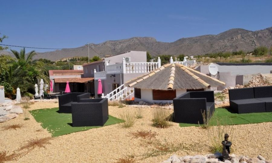 BCM6549: Country House for sale in Hondon de Las Nieves